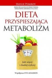 Ok�adka - Dieta przyspieszaj�ca metabolizm