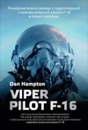 Ok�adka - Viper. Pilot F-16