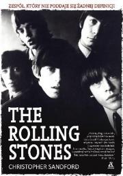Ok�adka - The Rolling Stones. Zesp�, kt�ry nie poddaje si� �adnej definicji