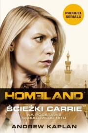 Ok�adka - Homeland. �cie�ki Carrie