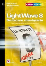 Ok�adka - LightWave 8. Skuteczne rozwi�zania