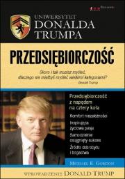 Ok�adka - Uniwersytet Donalda Trumpa. Przedsi�biorczo��