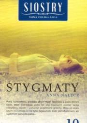 Ok�adka - Stygmaty - Siostry tom 10