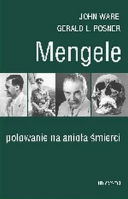 Ok�adka - Mengele. Polowanie na anio�a �mierci