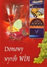Ok�adka - Domowy wyr�b wina