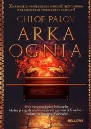 Okładka - Arka ognia