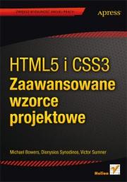 Ok�adka - HTML5 i CSS3. Zaawansowane wzorce projektowe