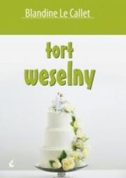 Ok�adka - Tort weselny