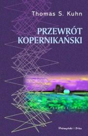 Ok�adka - Przewr�t kopernika�ski. Astronomia planetarna w dziejach my�li Zachodu