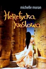 Okładka - Heretycka królowa