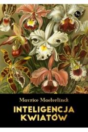 Okładka - Inteligencja kwiatów