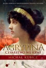 Okładka - Agrypina Cesarstwo we krwi