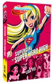 Okładka - Supergirl w Super Hero High