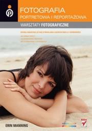 Ok�adka - Fotografia portretowa i reporta�owa. Warsztaty fotograficzne