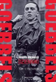 Ok�adka - Goebbels. Dzienniki. Tom 1: 1923-1939