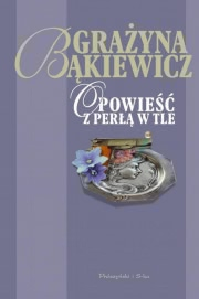 Okładka - Opowieść z perłą w tle