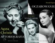 Ok�adka - Audrey Hepburn, Agata Christie, Grace Kelly
