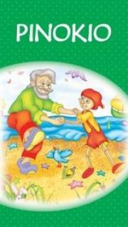 Ok�adka - Pinokio. Du�e harmonijki