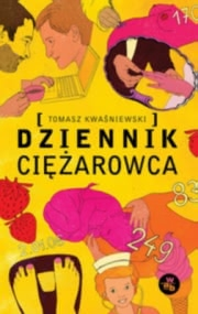 Ok�adka - Dziennik ci�arowca