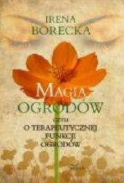 Ok�adka - Magia ogrod�w