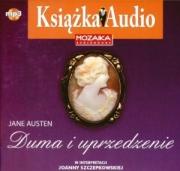 Ok�adka - Duma i uprzedzenie. Audiobook
