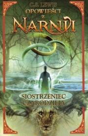 Ok�adka - Opowie�ci z Narnii. Siostrzeniec czarodzieja
