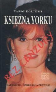 Ok�adka - Ksi�na Yorku: bez cenzury