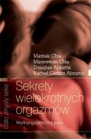 Ok�adka - Sekrety wielokrotnych orgazm�w. Dla ka�dej pary