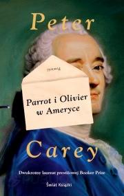 Ok�adka - Parrot i Olivier w Ameryce