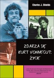 Ok�adka - Zdarza si�. Kurt Vonnegut. �ycie
