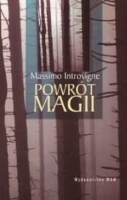 Okładka - Powrót magii
