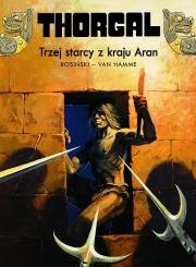 Ok�adka - Thorgal.Trzej starcy z kraju Aran. Tom 3