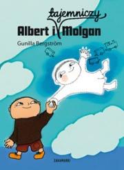 Ok�adka - Albert i tajemniczy Molgan