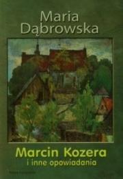 Ok�adka - Marcin Kozera i inne opowiadania