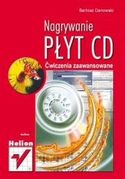 Ok�adka - Nagrywanie p�yt CD. �wiczenia zaawansowane