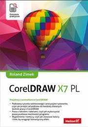 Ok�adka - CorelDRAW X7 PL. �wiczenia praktyczne