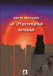 Ok�adka - Co (prze)widzia�a Antonina