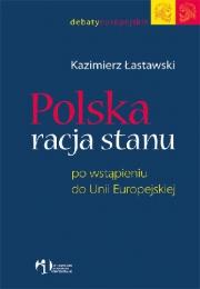 Ok�adka - Polska racja stanu po wst�pieniu do Unii Europejskiej