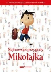 Ok�adka - Najnowsze przygody Miko�ajka