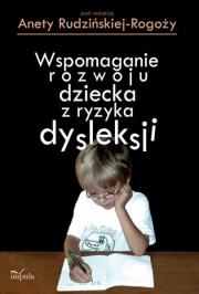 Ok�adka - Wspomaganie rozwoju dziecka z ryzyka dysleksji