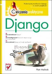 Ok�adka - Django. �wiczenia praktyczne