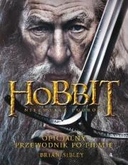 Ok�adka - Hobbit. Niezwyk�a podr�. Oficjalny przewodnik po filmie