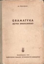 Okładka - Gramatyka języka angielskiego