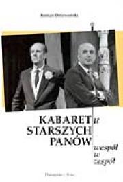 Ok�adka - Kabaretu Starszych Pan�w wesp� w zesp�