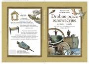 Ok�adka - Drobne prace renowacyjne techniki, porady. ramy, lustra, ryciny, ma�e przedmioty drewniane, metalowe i gipsowe