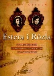 Okładka - Estera i Rózia