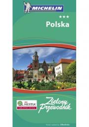 Ok�adka - Polska. Zielony Przewodnik Michelin