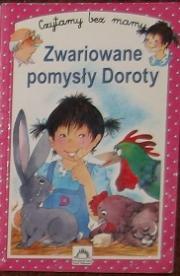 Ok�adka - Zwariowane przygody Doroty