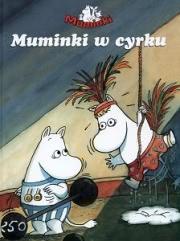 Ok�adka - Muminki w cyrku