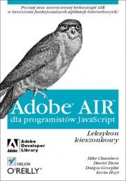 Ok�adka - Adobe AIR dla programist�w JavaScript. Leksykon kieszonkowy